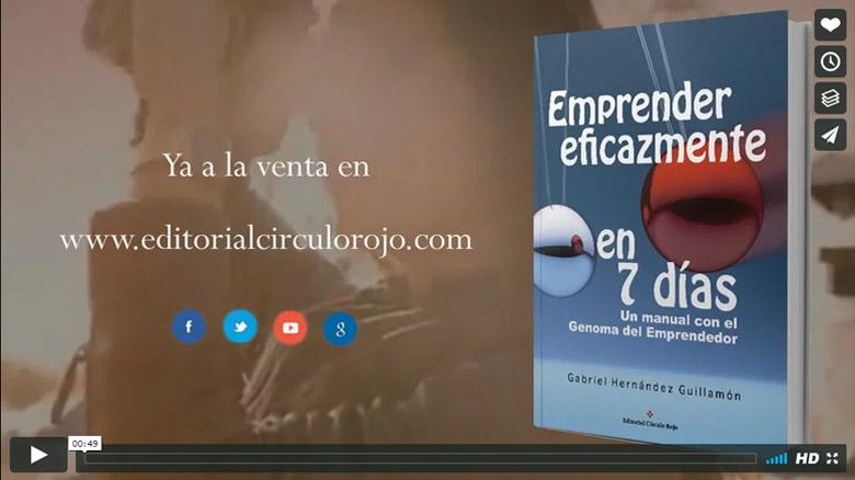 Booktrailer «El Genoma del Emprendedor»