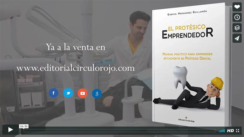 Booktrailer «El protésico emprendedor»