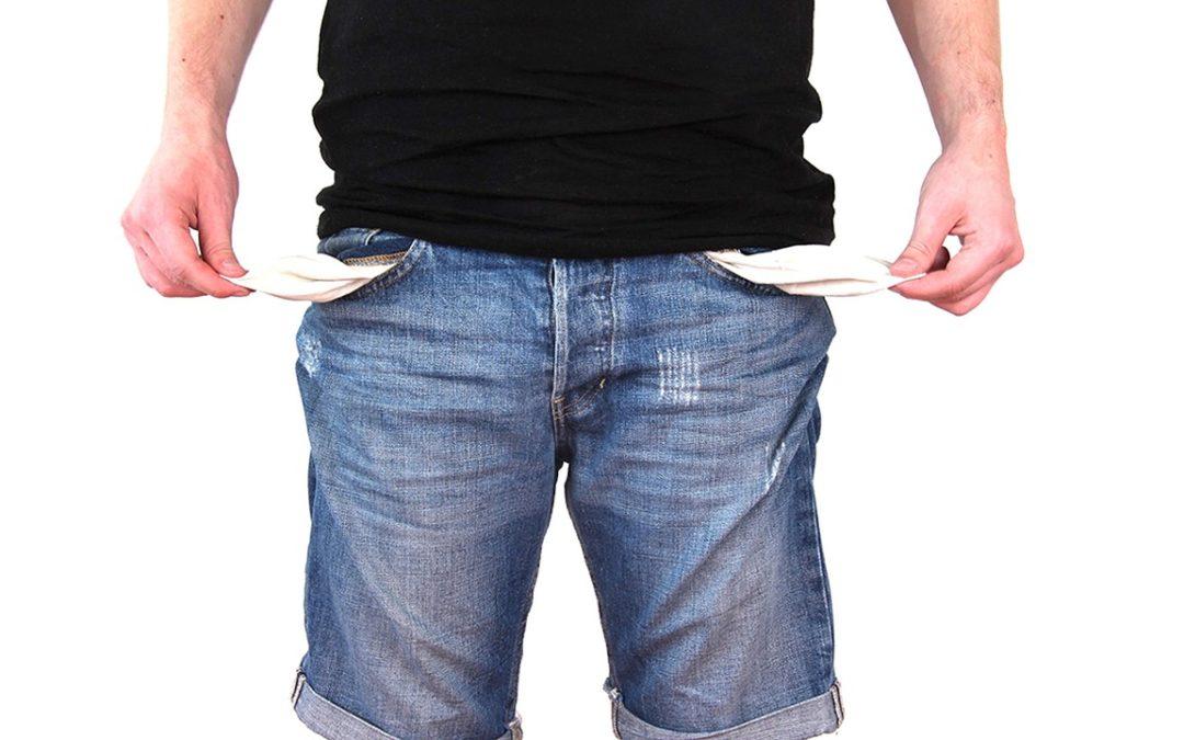 🥵¿Cero ingresos? Diagnóstico financiero