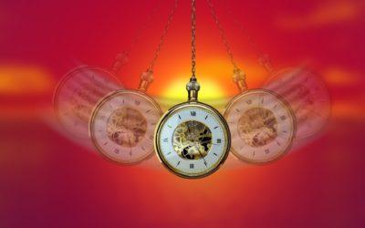 El péndulo: principios de ritmo y correspondencia para en orden perfecto.